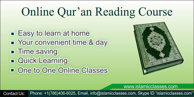 Online Quran Reading - Learn to Read Quran with Tajweed